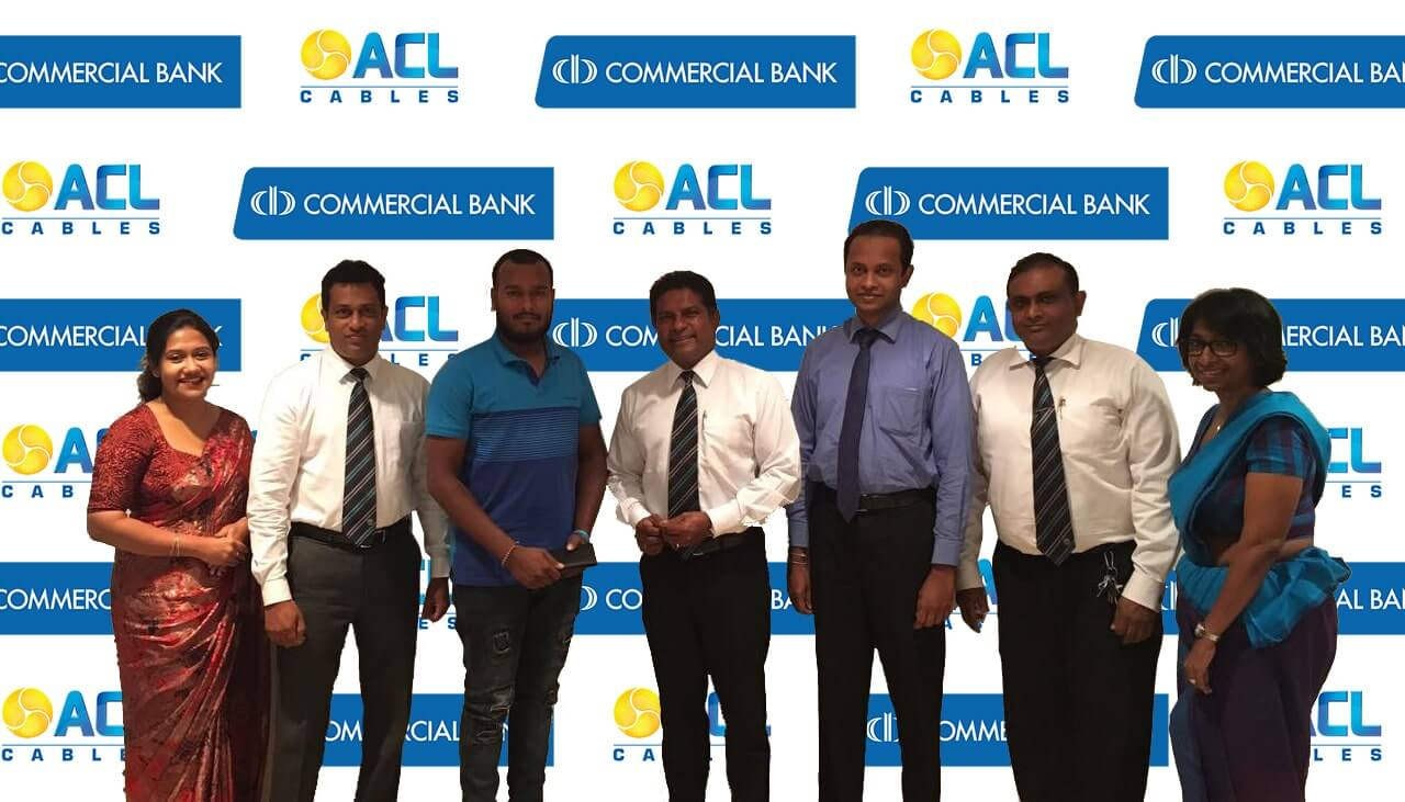 Acl Cables Plc The Largest Manufacturer Of In Sri Lanka Panel Wiring Colour Codes Uk Issues Landmark 1000th Electrician Debit Card