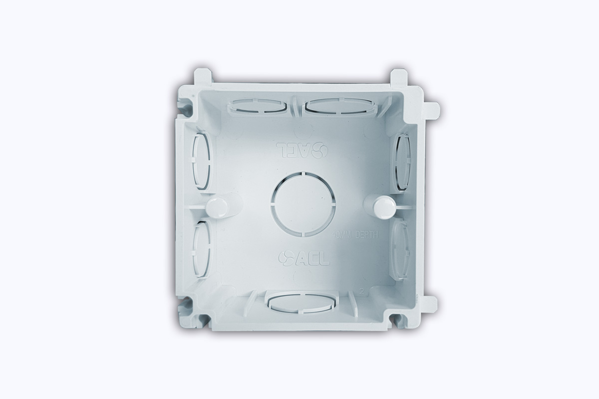 Mountings Box Modular